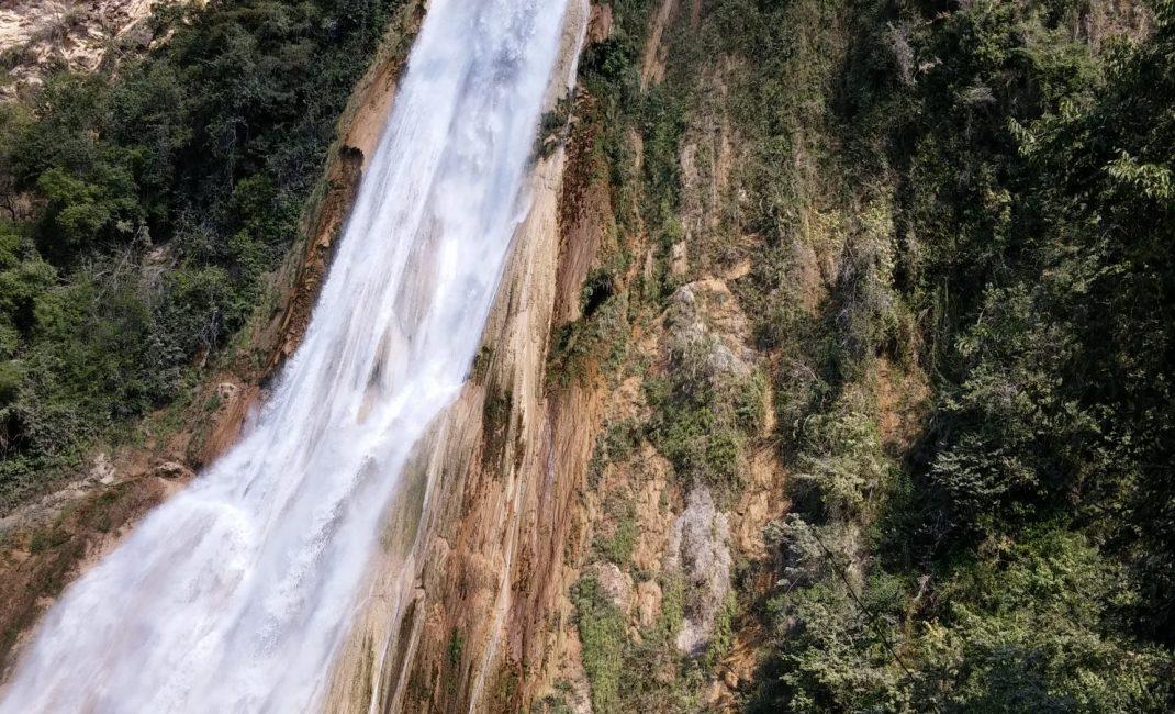 1 - adembenemende pracht van de Cascadas El Chiflón