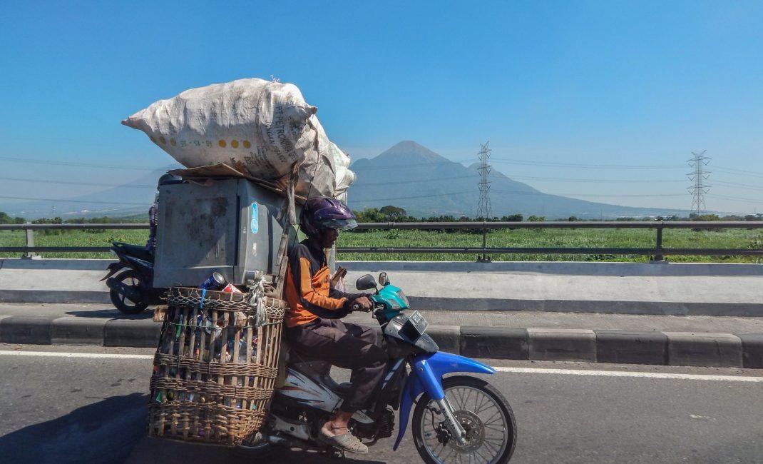 Koelkast vervoeren, Java