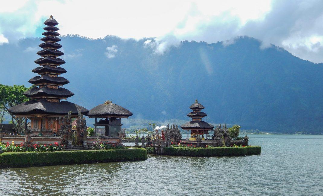 Ulun Danu Batar tempel, Bali