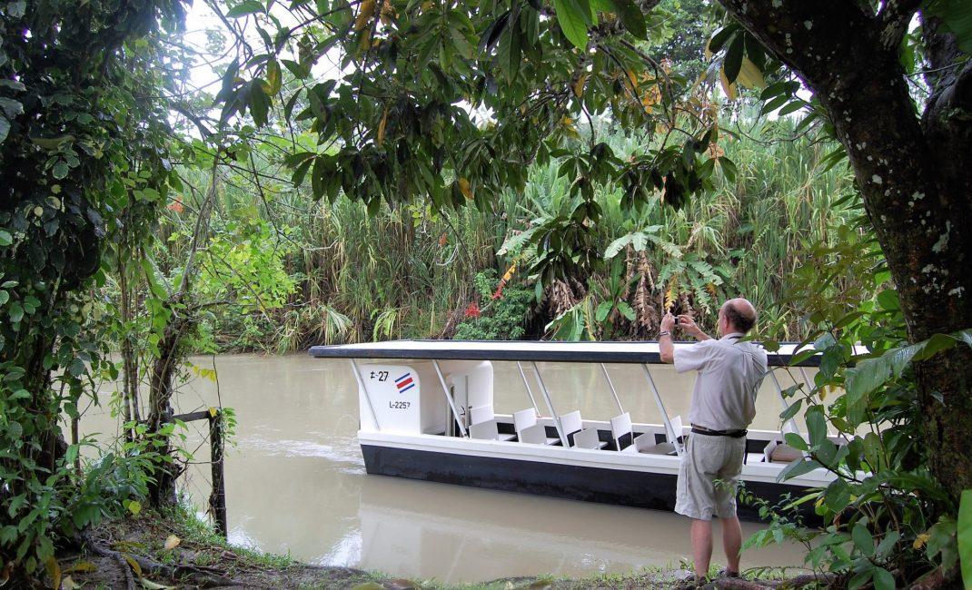 6. Costa Rica, Paul blijft fotograferen.