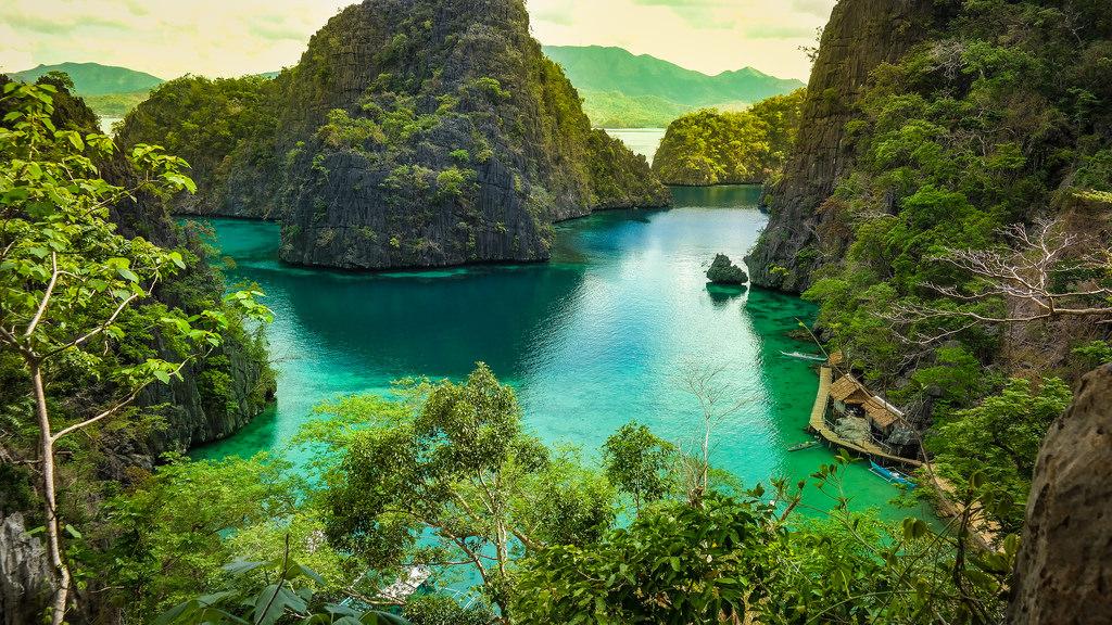 Mooiste eiland ter wereld Palawan