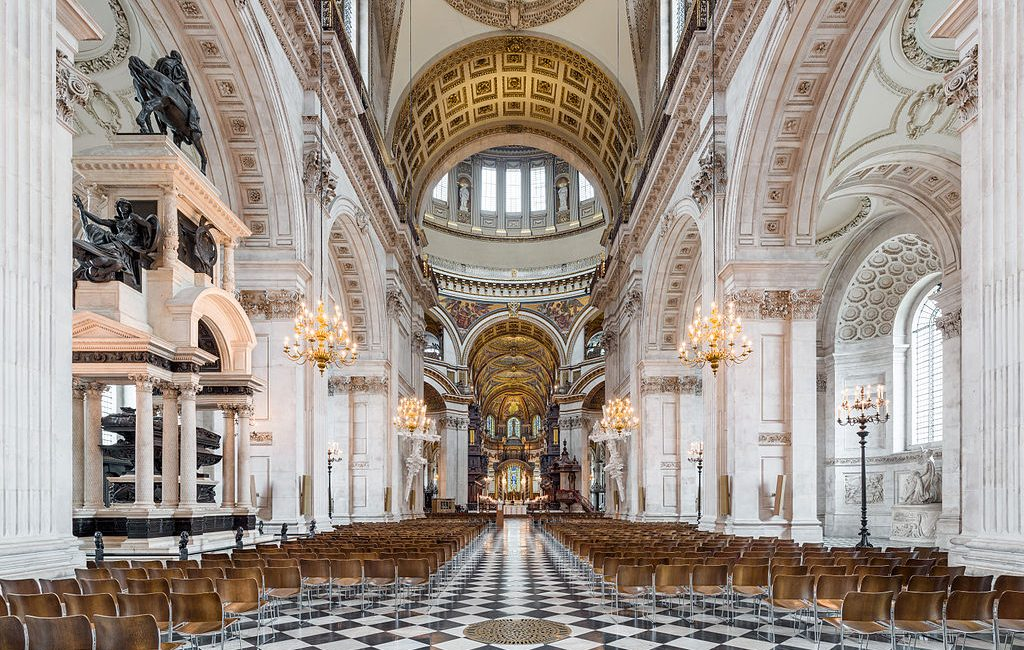StPaul'sCathedralLondon