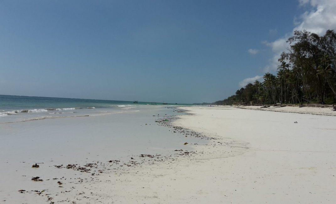 foto 2 strand, Diani Beach