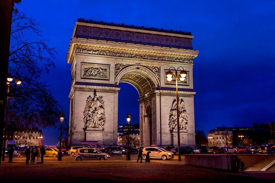 populairste vakantiebestemming Frankrijk