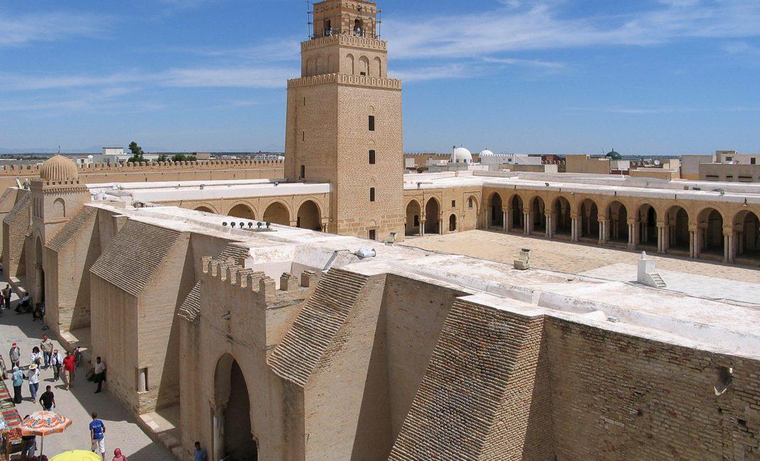 Kairouan Grote Moskee