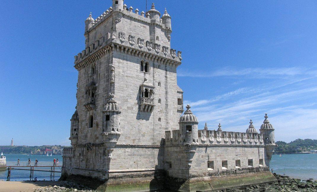 Lissabon Torre Belem