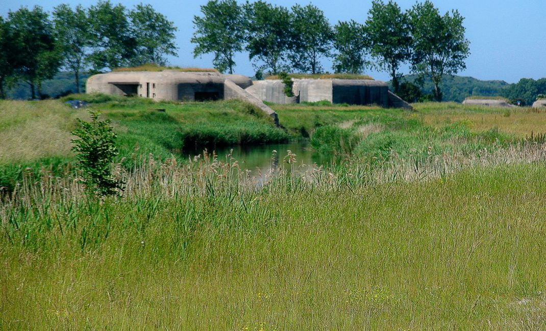 bunkers Valkenisse
