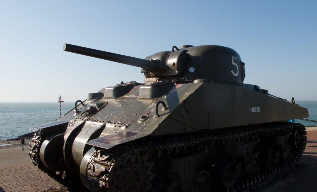 tank Westkapelle