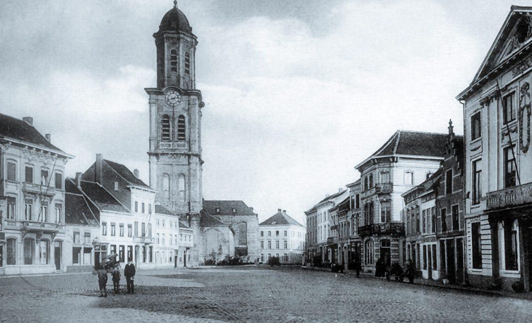 Lokeren anno 1917