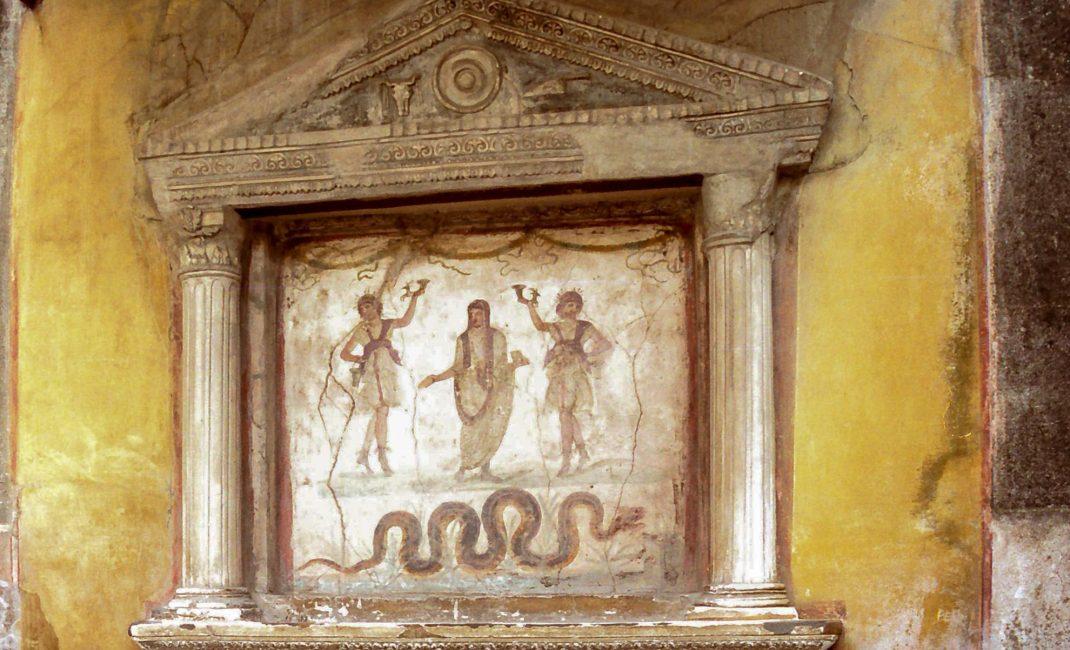 fresco huis van de Vettii