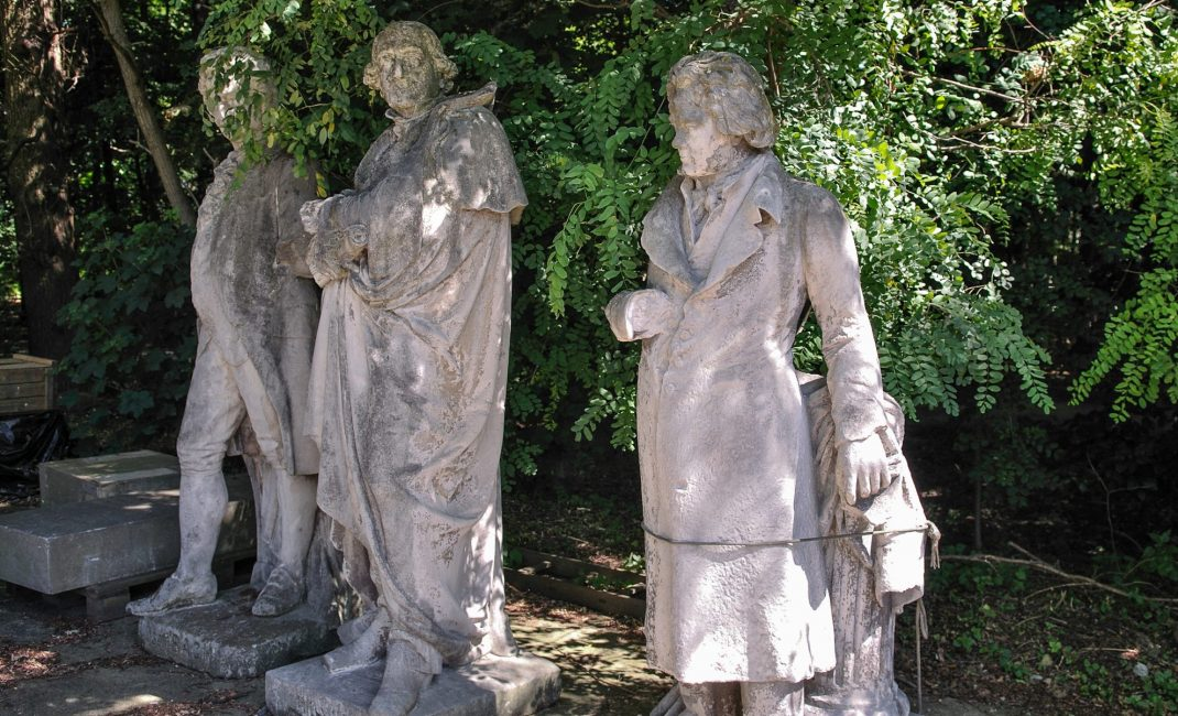 Beethoven, Rossini en Bach - Jacques De Braeckeleer en Eugène De Plyn