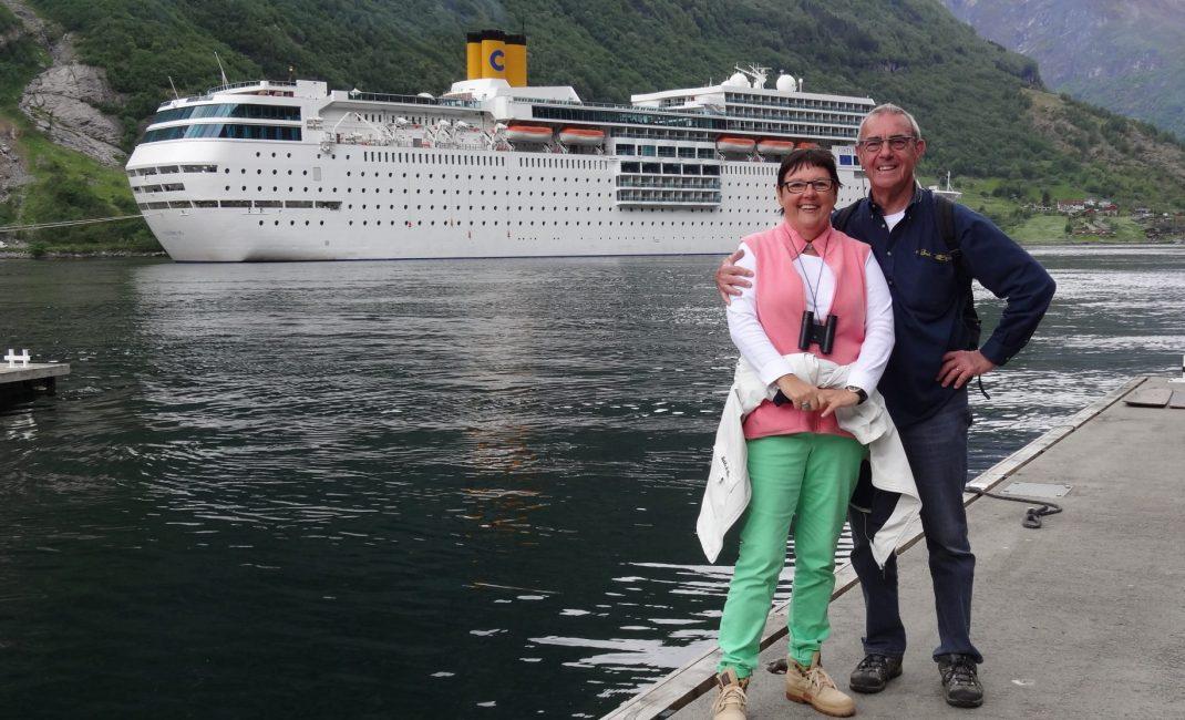 Cruiseschip dating show