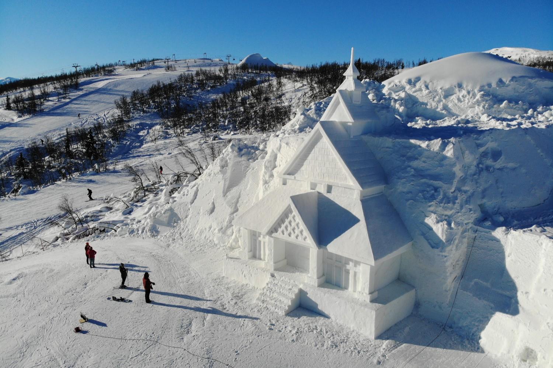 sneeuwkerk