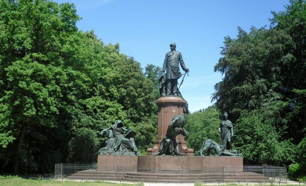 Berlijn Tiergarten