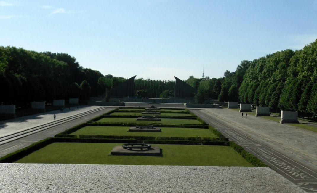 Berlijn Treptowerpark