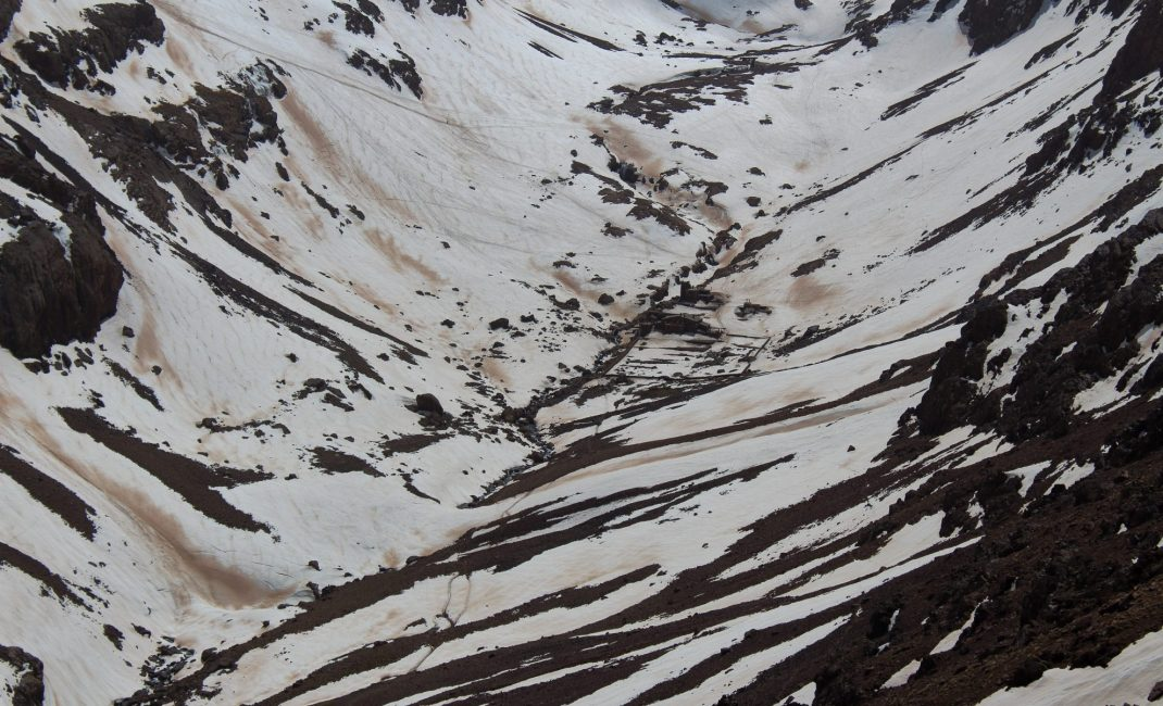 Refuge des Mouflons op 3.250 m