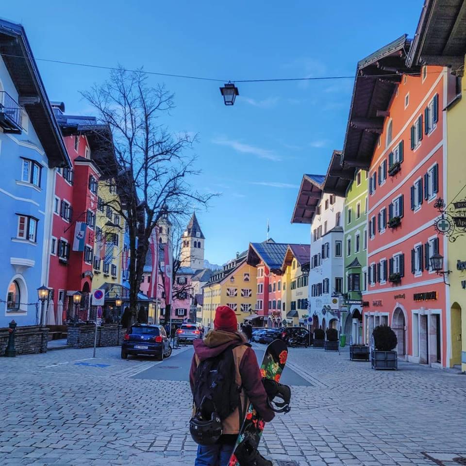 Kitzbühel Oostenrijk TravelRebel.be