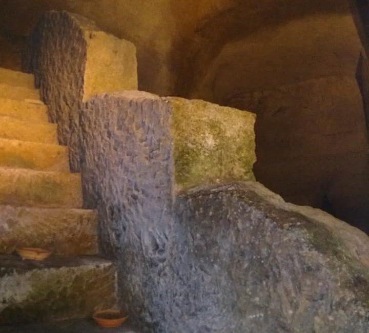 ondergronds Napels